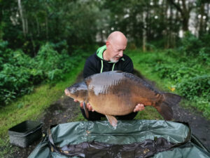 Foto vangsten CarpFarm Lake 2020 | 72